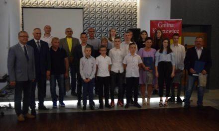 W Kraszewicach wybrano najlepszych sportowców (FILM)