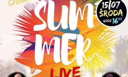 Summer Music Chill na ostrzeszowskim kąpielisku!
