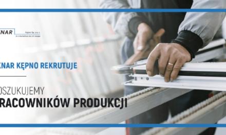 Praca: Pracownik Produkcji PVC