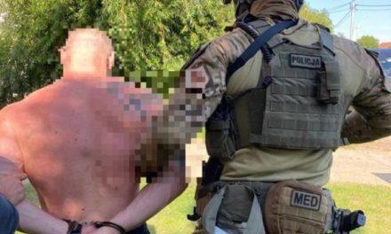 31-latek w rękach dolnośląskich policjantów