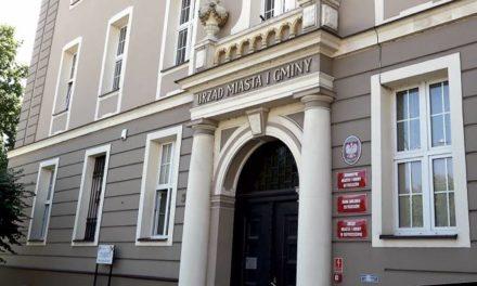 Ostrzeszów: Ograniczenia w pracy Urzędu Miasta i Gminy