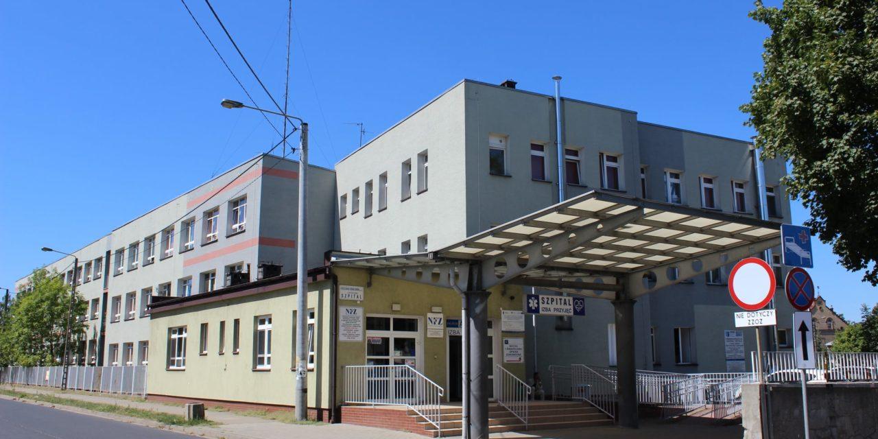 Koronawirus na oddziale wewnętrznym szpitala