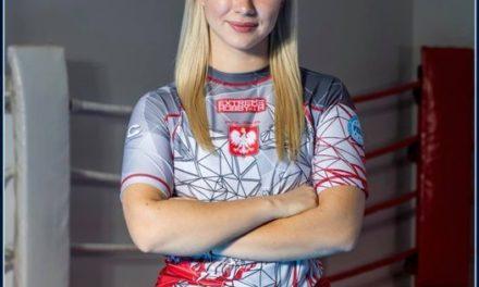 Kick-Boxing Club Poprava: Weronika Szymczak na zgrupowaniu Kadry Polski seniorów full-contact.