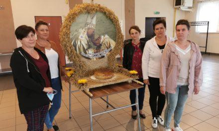 Mieszkańcy Ligoty podtrzymali dożynkową tradycję