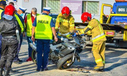 Finał śledztwa w sprawie śmiertelnego wypadku 36-letniego motocyklisty