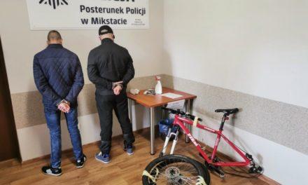 Ukradli rower 12-latce