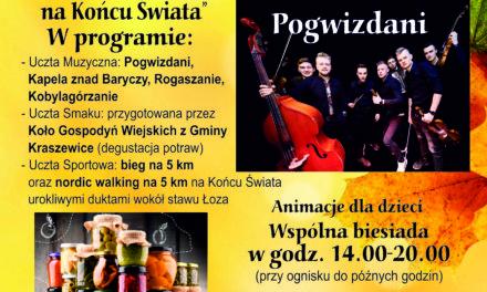 Festiwal Smaku na Końcu Świata (zaproszenie)