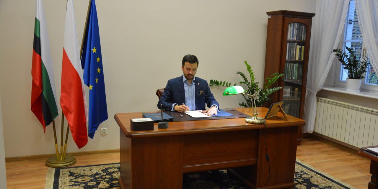 Grabów nad Prosną: Stypendia burmistrza przyznane