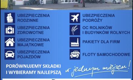 Centrum Ubezpieczeń Romualda Gretkiewicz zaprasza!
