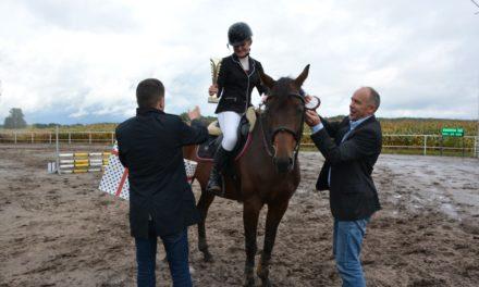 Towarzyskie Zmagania Miłośników Koni w Bobrownikach
