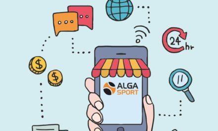 """Sklep """"ALGA SPORT"""" zaprasza na zakupy on-line!"""