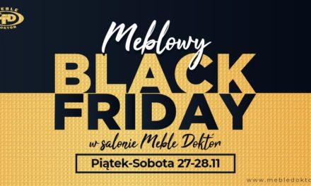 Meblowy Black Friday w Świecy!