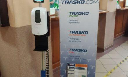 W Urzędzie Miasta i Gminy w Ostrzeszowie możesz zmierzyć temperaturę