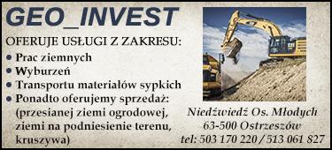 Geo invest