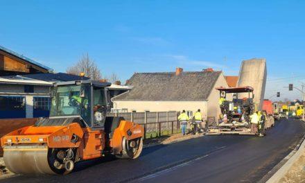 Przetarg na przebudowę drogi wojewódzkiej nr 449 w Bukownicy ogłoszony