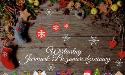 Ostrzeszów: Rozpoczął się wirtualny Jarmark Bożonarodzeniowy