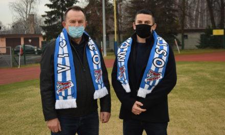 Leszek Krutin zachwycony ostrzeszowską bazą treningową (FILM)