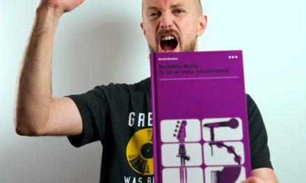 Borówka Music – 15 lat w trasie koncertowej – będzie drugie wydanie! Książkę można już kupić