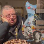 Gitara Szymona Chwalisza znów zagra dla WOŚP!