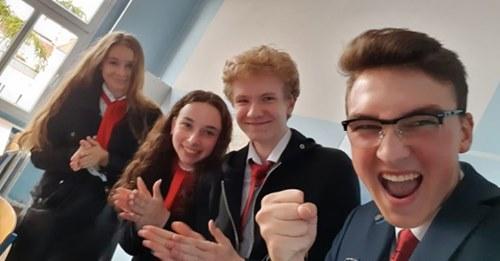 Srebrne tarcze dla ostrzeszowskich szkół