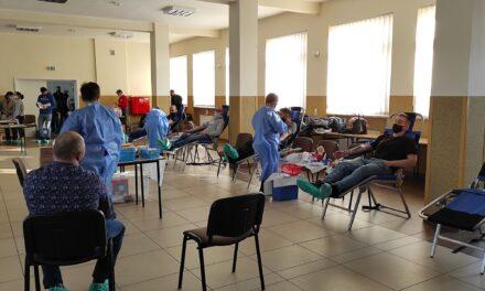 Mieszkańcy Doruchowa po raz kolejny podzielili się krwią