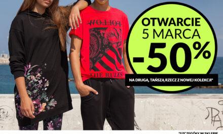 "Otwarcie sklepu ""REPORTER YOUNG"" już 5 marca!"