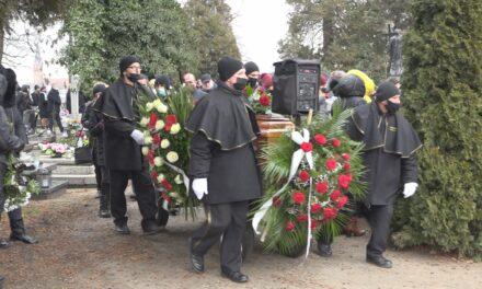 Ostrzeszów pożegnał Zbyszko Szmaja
