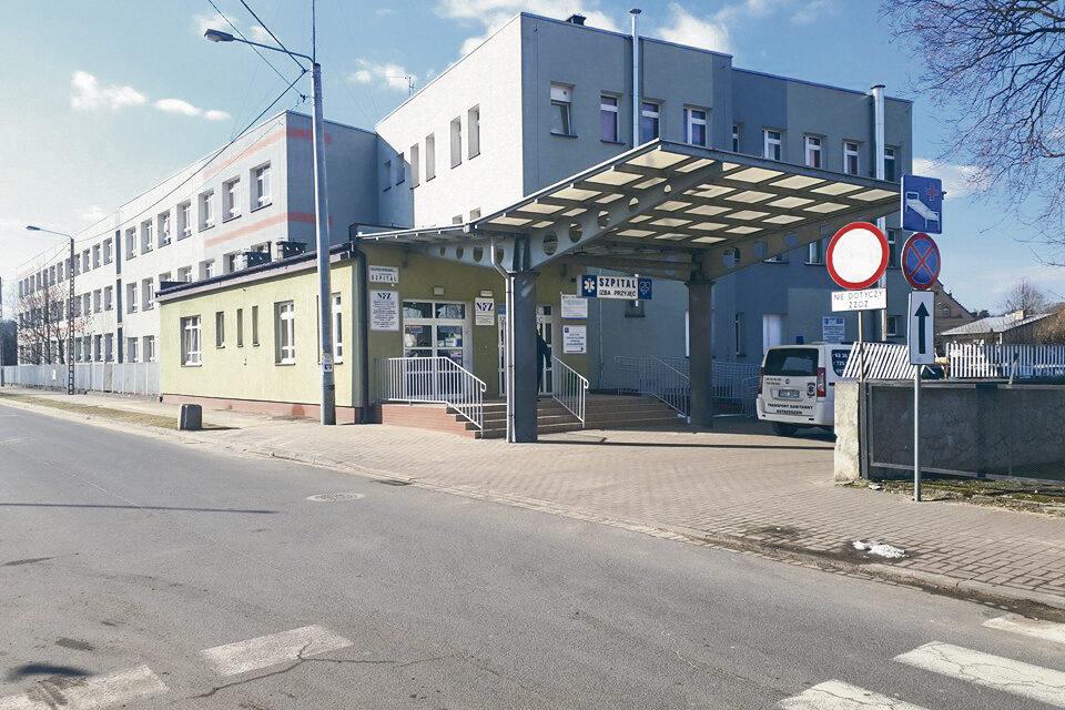 PÓŁ MILIONA złotych dla Ostrzeszowskiego Centrum Zdrowia