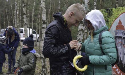 Mistrzostwa Ostrzeszowa w bieganiu z romantycznym akcentem (FILM)