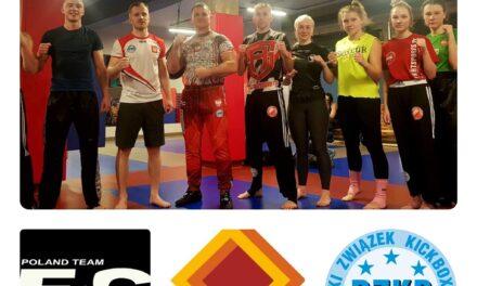 Zawodnicy Kick-Boxing Club Poprava trenowali na zgrupowaniu Kadry Polski