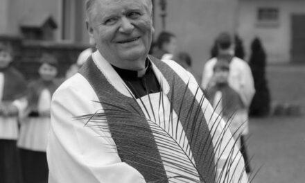Zmarł ks. Stefan Szkaradkiewicz