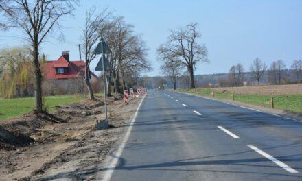 Bukownica: Ruszył drugi etap przebudowy drogi wojewódzkiej