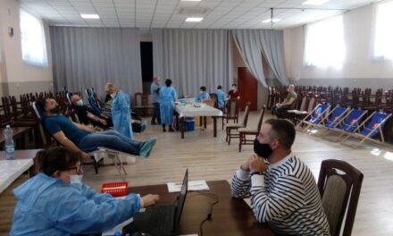 W Bukownicy zebrano ponad 11 litrów krwi