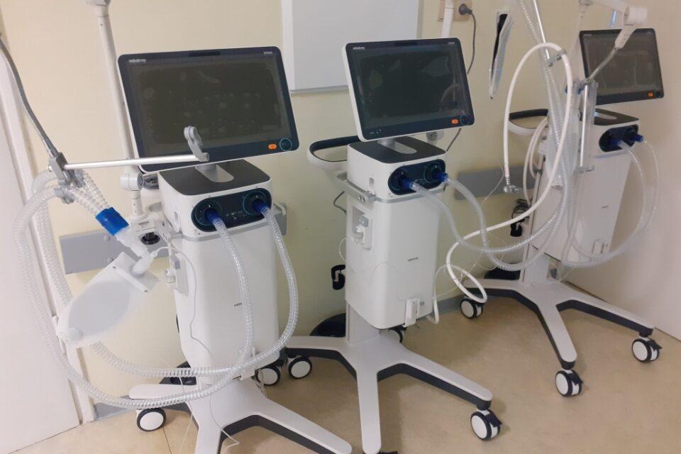 Sprzęt medyczny dla ostrzeszowskiego szpitala
