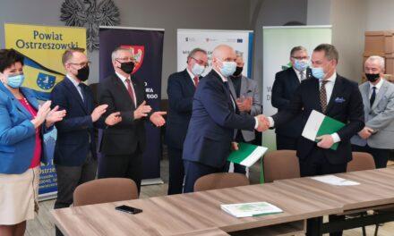 Rusza przebudowa drogi wojewódzkiej nr 444. Inwestycja pochłonie blisko 30 milionów złotych
