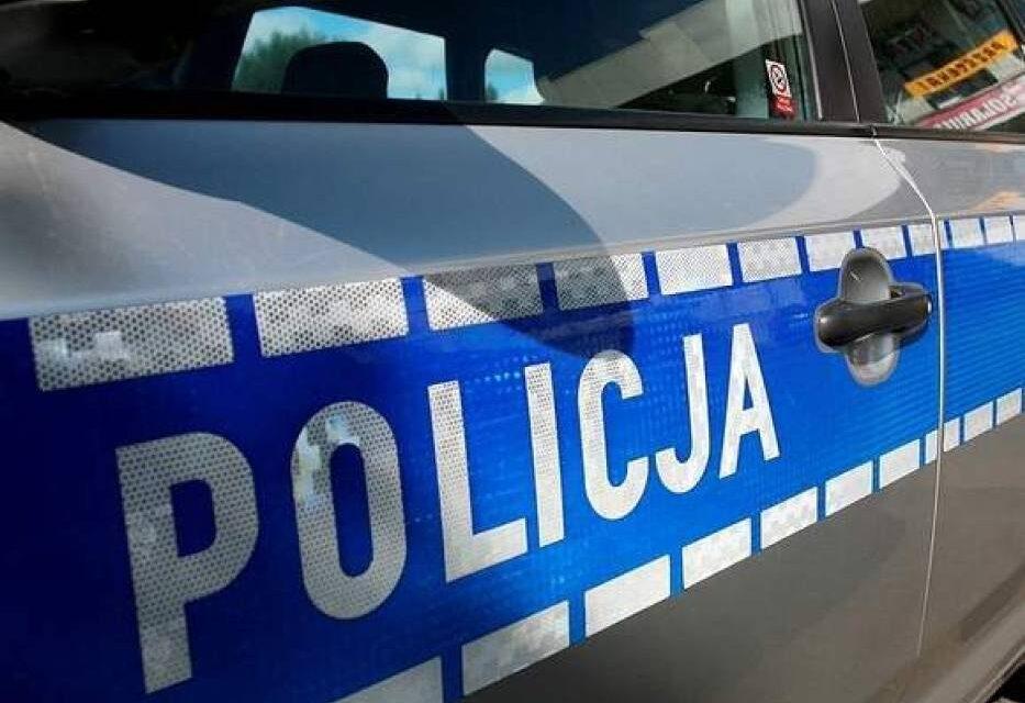 Palaty: Kierowca był nietrzeźwy, pasażer nie chciał podać swoich danych