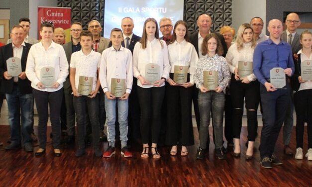 W Kraszewicach wybrano najlepszych sportowców