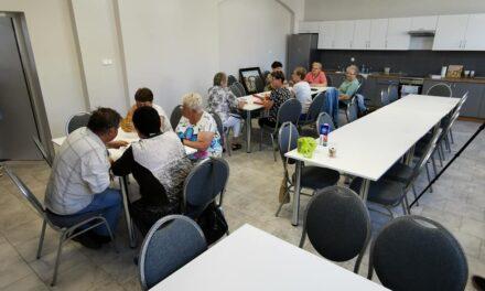 Klub Seniora + w Kobylej Górze tętni już życiem