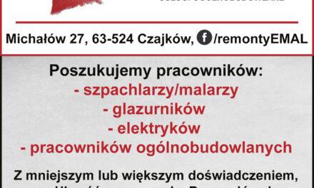 E-MAL OFERUJE PRACĘ