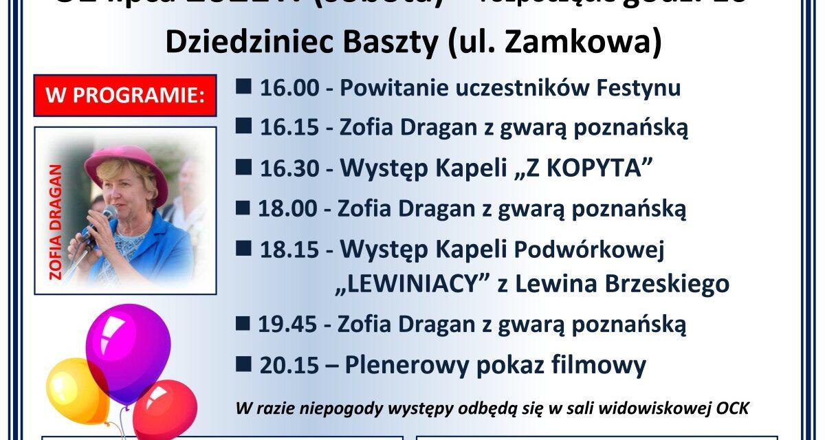 Festyn Rodzinny Dzielnic w Ostrzeszowie [zaproszenie]