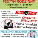 Festyn rodzinny w Kobylej Górze [zaproszenie]