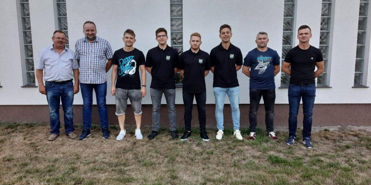 Nowy zarząd w Masovii Kraszewice