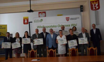 Wojewódzkie pieniądze dla gmin i sołectw