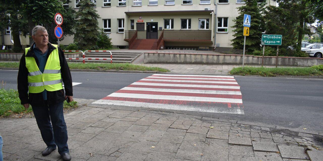 Bezpieczniej w rejonie skrzyżowania Łąkowej i Sportowej