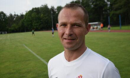 Leszek Wódkowski nie jest już trenerem LZS-u Czajków