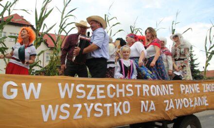 Rolnicy dziękowali za plony w Doruchowie [fotorelacja]