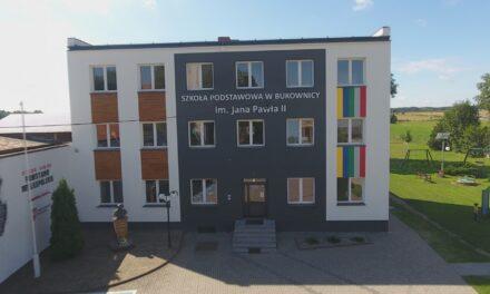 Nowe oblicze Szkoły Podstawowej w Bukownicy (FILM)