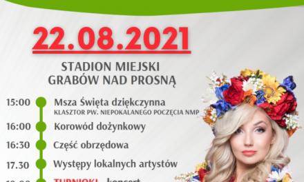 Cleo gwiazdą Dni Grabowa nad Prosną