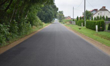 Trwa realizacja Programu Modernizacji Dróg Powiatowych