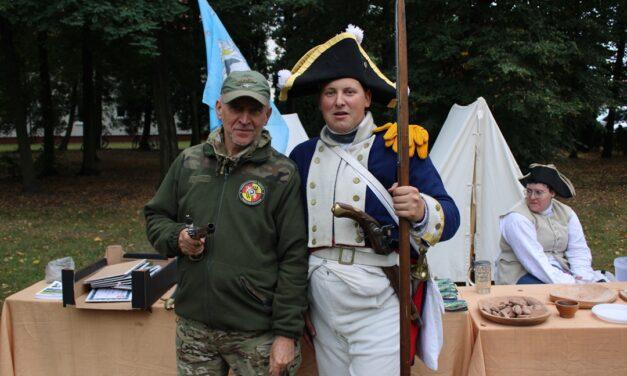 Poszukiwacze historii opanowali Kuźnicę Grabowską